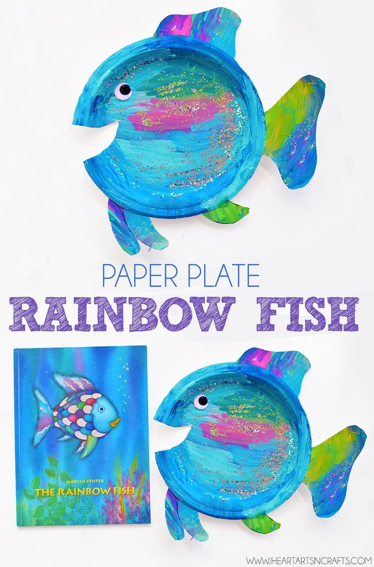 Kid s friendly project for fish art global creative fish for Create your own fish